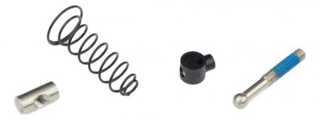 Lever Pushrod/Cross Dowel/Return Spring - Elixir Cr Mag/X0 Carbon/Xx [0]