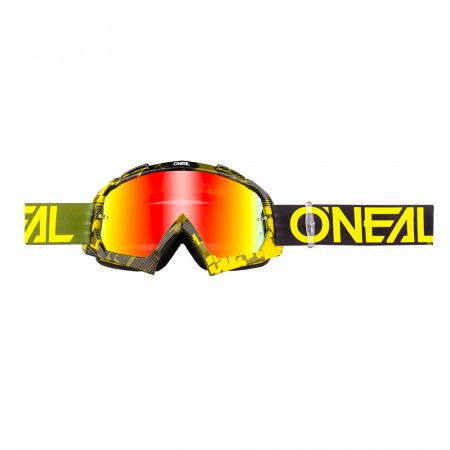 Ochelari O'Neal B-10 Pixel Radium Hi-Viz0