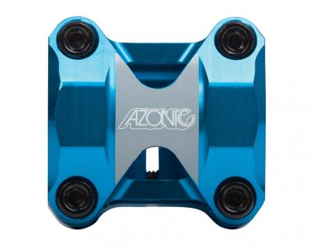 Pipa Azonic Pleasure Dome L50 Albastru - Anodizat [0]