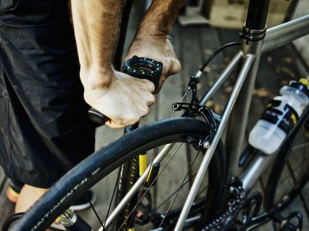 Pompa De Podea Topeak Transformer X Ttf-X01-01, Cu Stand Bicicleta, Neagra3