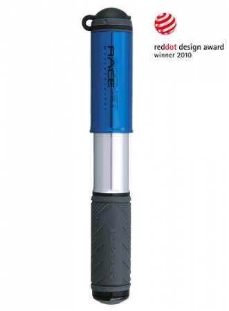 Pompa Mini Topeak Race Rocket Argintie-Albastra0