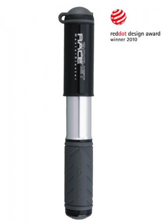 Pompa Mini Topeak Race Rocket Argintie-Neagra0