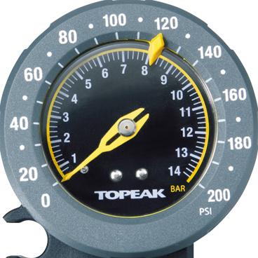 Pompa podea Topeak JoeBlow Race TJB-RC1B [4]