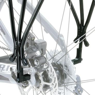 Portbagaj Spate Cadru Topeak Explorer Tubular Ta2035-B-05, Disc - Negru [3]