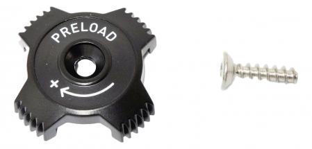 Preload Adjuster Knob Aluminum [0]