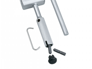 Cheie Presa Lant Topeak Universal Chain Tool, Tt1303-07 - Argintiu [6]