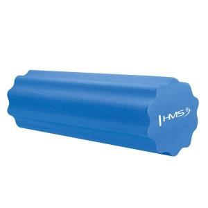 Rola fitness masaj HMS FS201, EVA 45x15cm, albastra [0]