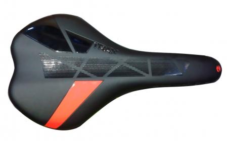 Sa Bicicleta Mtb-Am Ddk 5095 Trax Neagra Cu Rosu [1]