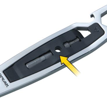 Set Mini Scule Multi-Functionale Topeak Urban-8 Tt2550, 8 Fct2