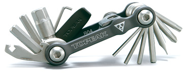 Set mini scule Topeak Mini 18+, TT2518-070