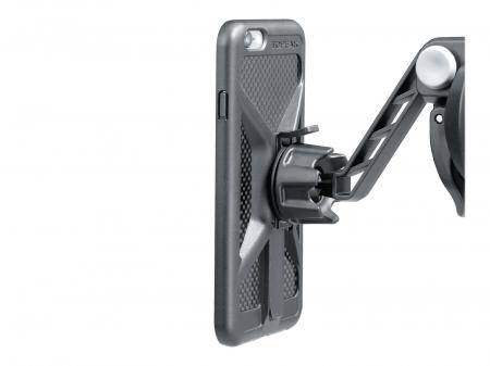 Suport Smatphone Parbriz Topeak, ajustabil, ventuza prindere parbriz [1]