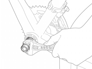 Unealta Cheie Monobloc Topeak Bb-Tool, Tps-Sp18 - Argintiu [3]