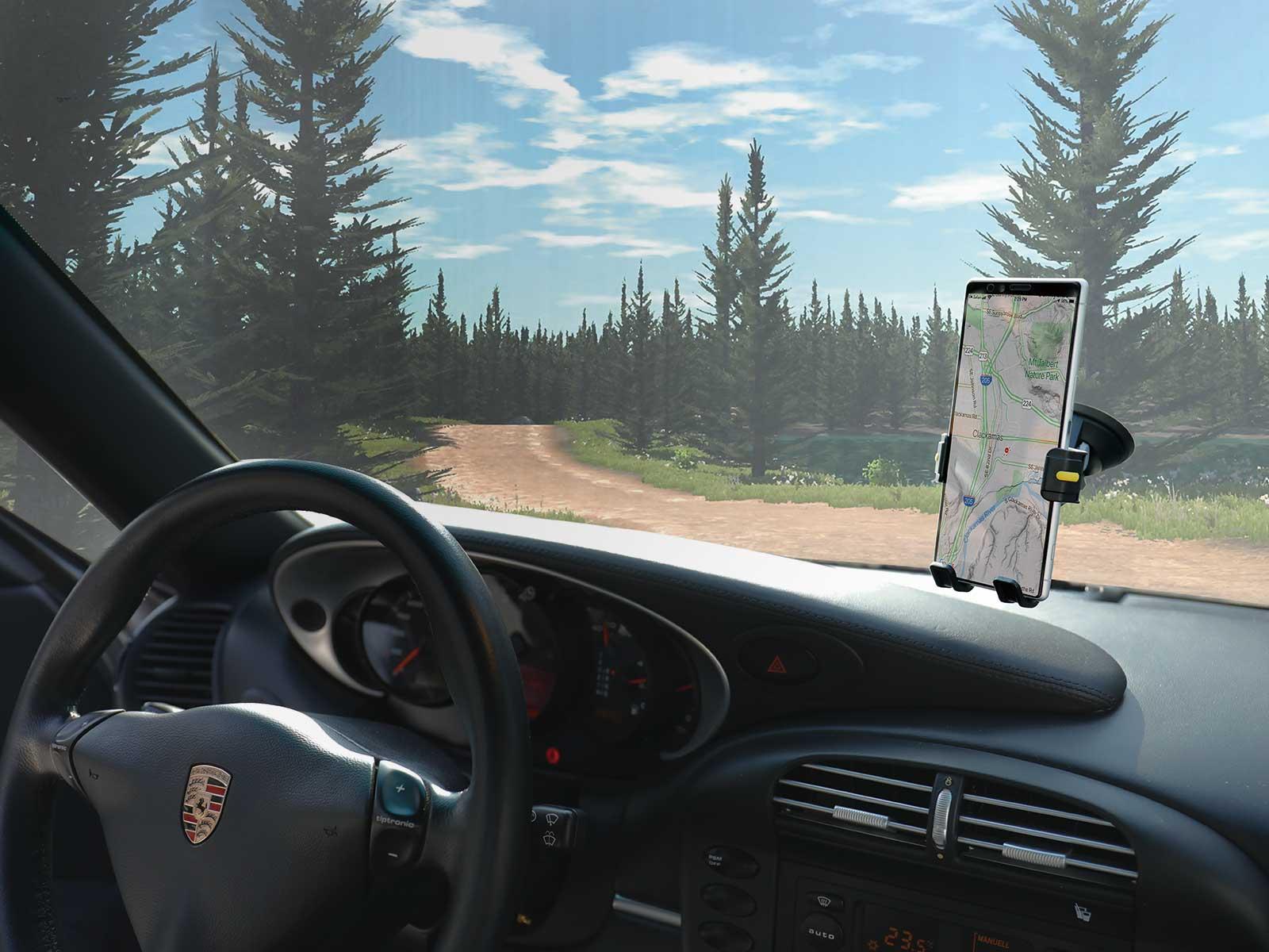 Suport smartphone auto Topeak OMNI CarMount TC1031