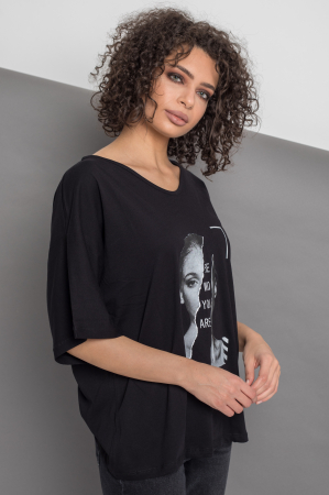 TRICOU DAMA BE WHO YOU ARE [2]