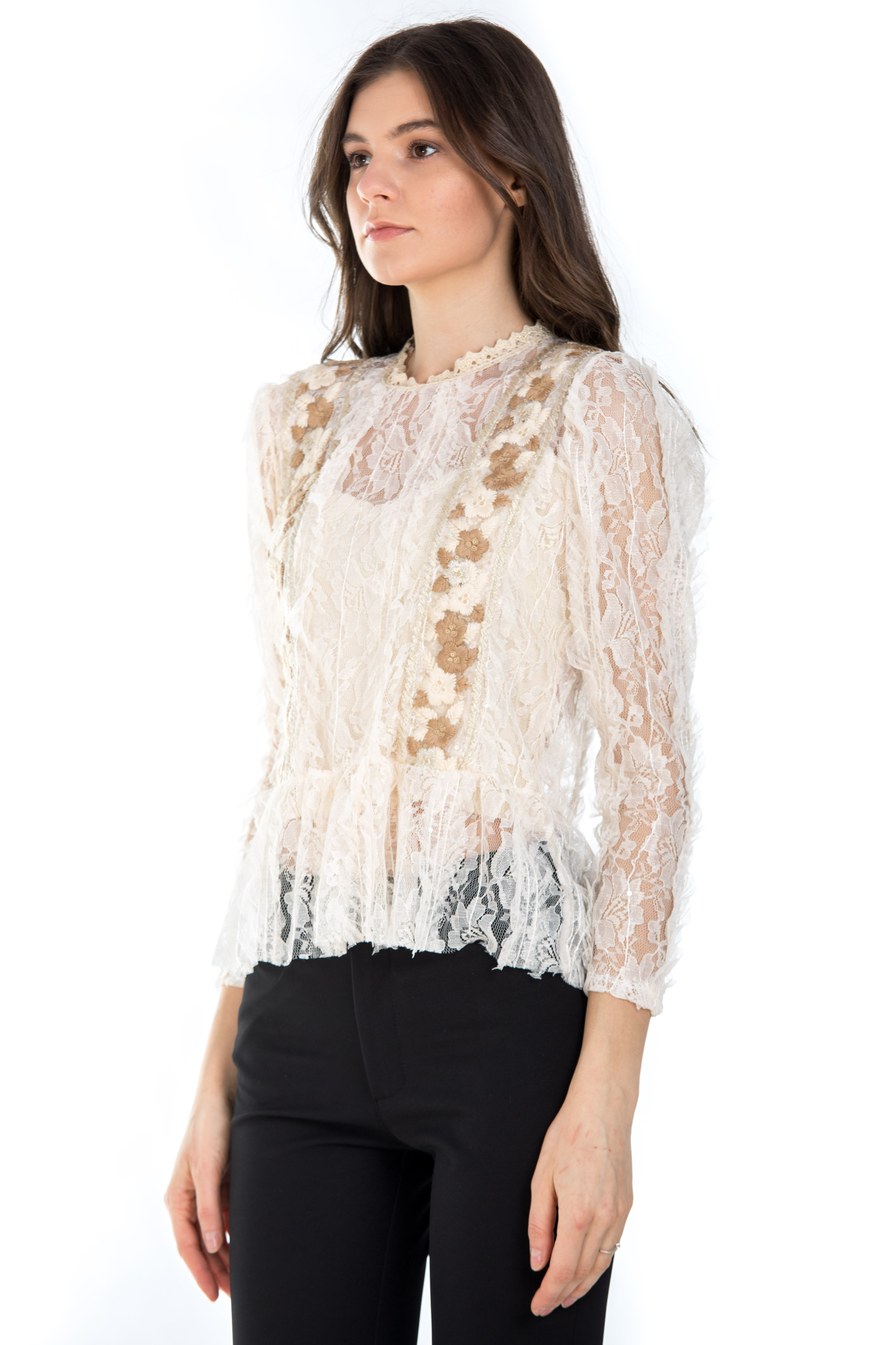 BLUZA BRODERIE AURIE2