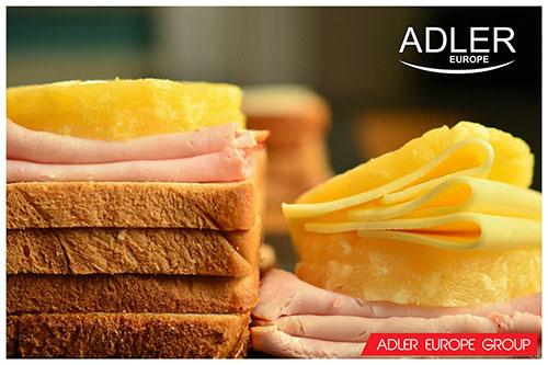 AD301 Sandwich maker ADLER 4