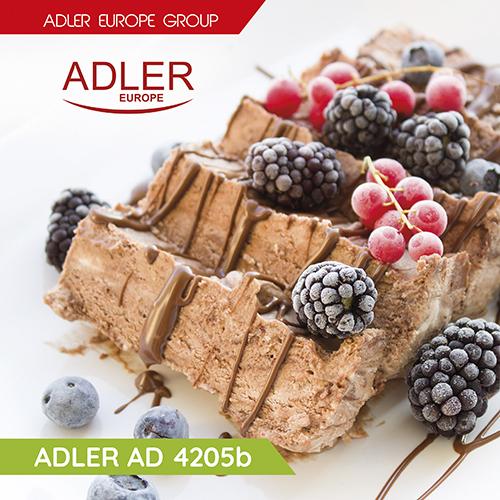 AD4205 Mixer de mana Adler, 300 W, 5 viteze 6