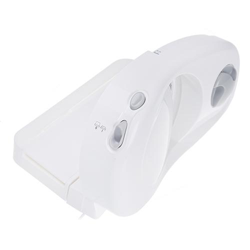 AD4701 Feliator Adler, putere 200W, cutit otel inoxidabil, indicator grosime, alb 2