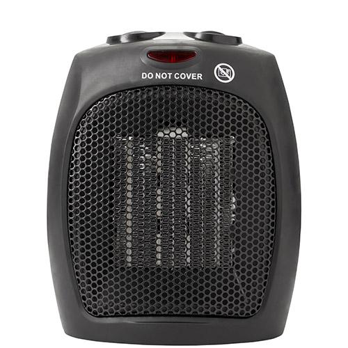 Aeroterma ceramica Adler AD 7702, 2 trepte 750-1200W, termostat, 2 functii: ventilatie, incalzire [1]