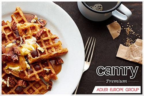Aparat pentru waffle Camry CR 3022 7