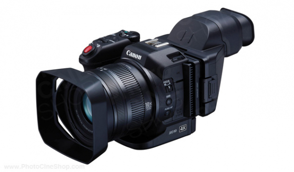 CAMERA VIDEO CANON XC10 0