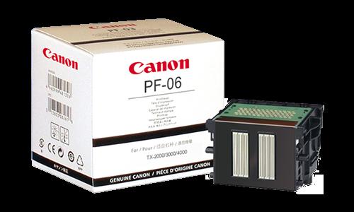 CANON PF-06 PRINTHEAD 0