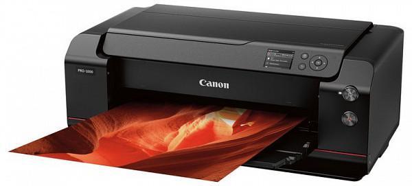 CANON PRO-1000 A2 COLOR INKJET PRINTER 0