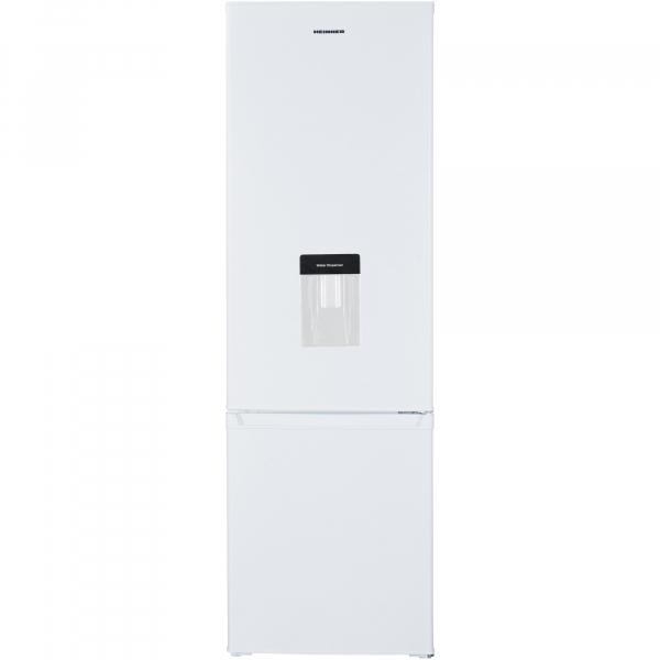 Combina frigorifica Heinner HC-H273WDF+, 260L, Clasa A+, Dozator de apa, Lumina LED, H 176 cm, Alb 0