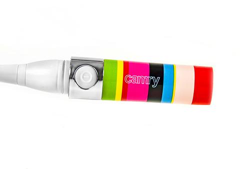 CR2158 Periuta de dinti electrica turist Camry,multiculor 2