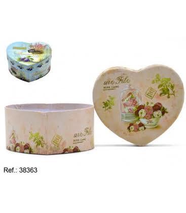 38363  Cutie cadou in forma de inima 2 model 0