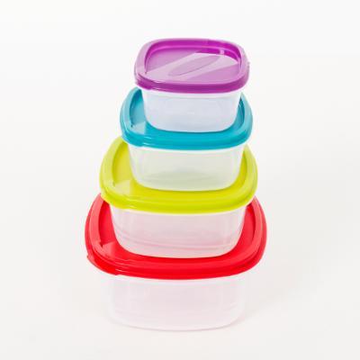 Cutii depozitare x 4 culori 0