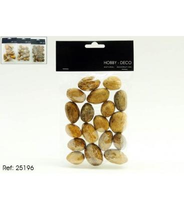 25196  Deco fructe naturale uscate 4 modele 0
