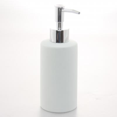 Dispenser ceramica cauciucat alb 0