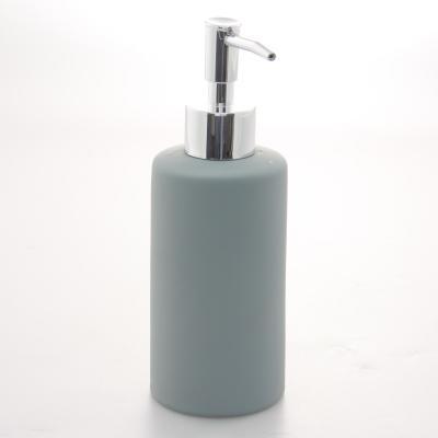 105582  Dispenser ceramica cauciucat gri 0