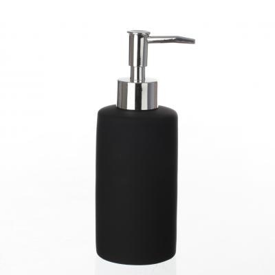 105581  Dispenser ceramica cauciucat negru 0
