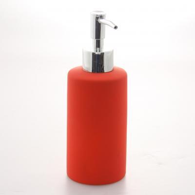 Dispenser ceramica cauciucat rosu 0