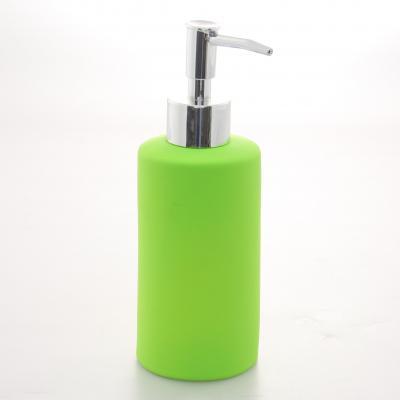 Dispenser ceramica cauciucat verde [1]