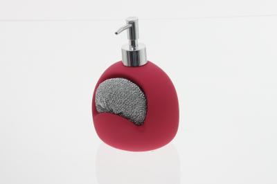 105706  Dispenser cu burete roz 0