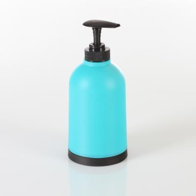 Dispenser sapun turcoaz, H 17.5 cm PP [0]