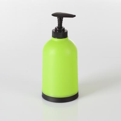 105552  Dispenser sapun verde, H 17.5 cm PP [0]