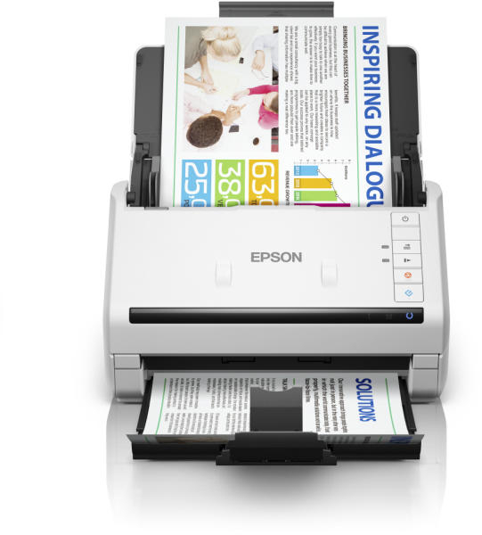 EPSON DS-770 A4 SCANNER 0