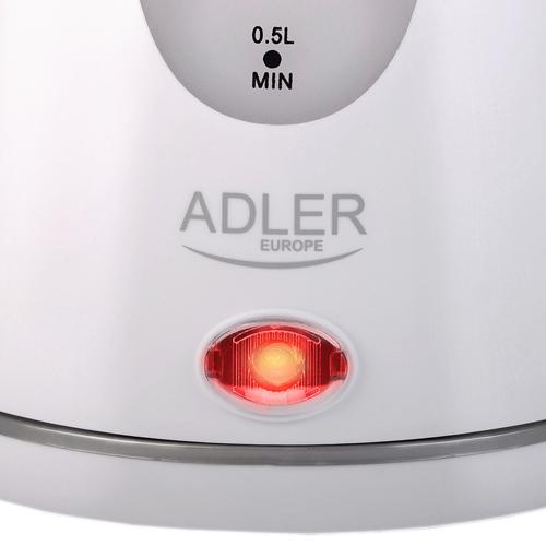 Fierbator Adler AD 1207, 2000 W, 1.5 l, Alb 6