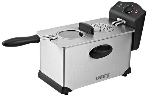 Friteuza electrica 3.0 L CR 4909 Camry 0