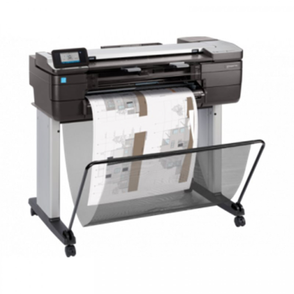 HP T830 A1 LARGE FORMAT PRINTER 0