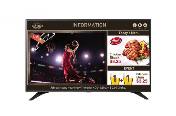 """LED TV 49"""" LG 49LW540S 0"""