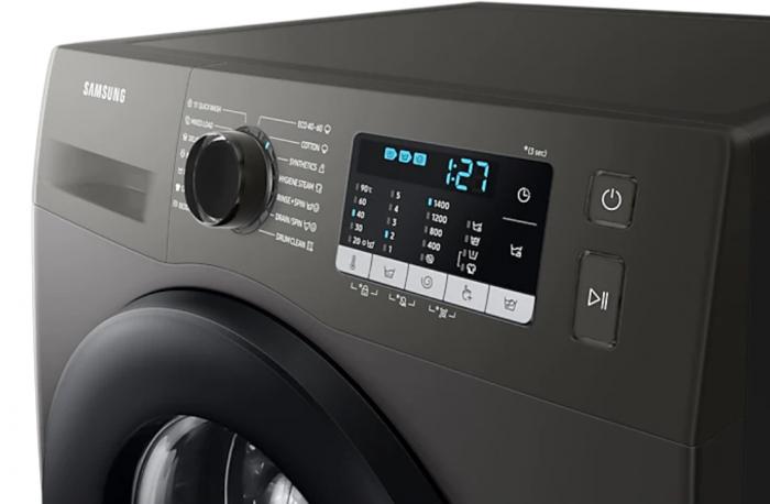 Mașină de spălat rufe Samsung WW70TA026AX/LE Eco Bubble™, Hygiene Steam, DIT [7]