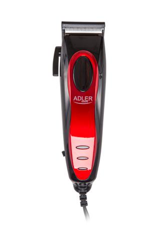 Masina de Tuns Profesionala Adler cu 4 Piepteni Flexibili, Lama 45mm, Putere 15W 1