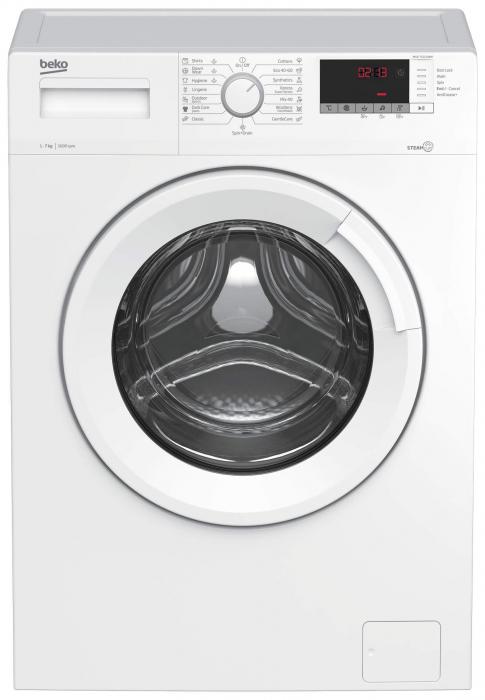 Masina de spalat rufe Beko WUE7512XWW [0]