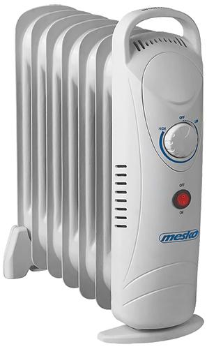MS7804 Calorifer electric cu ulei Mesko, 7 elementi, putere 700W , temperatura reglabila [0]