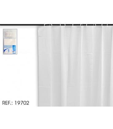 19702  Perdea dus alb 0
